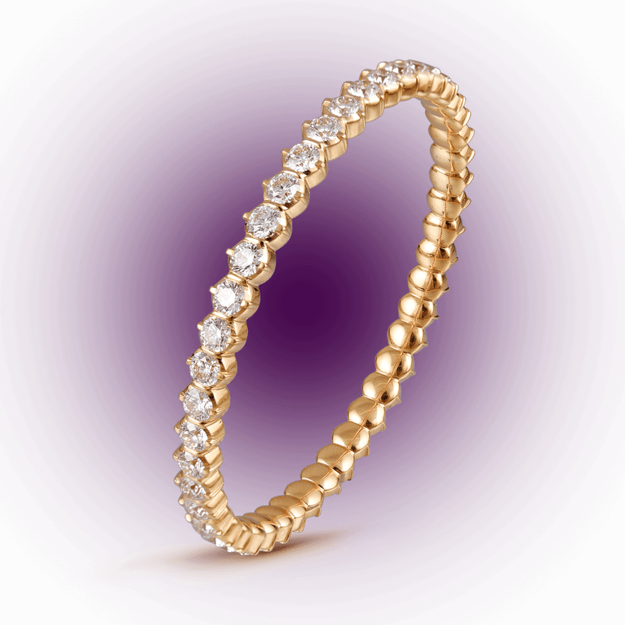Full-Line Diamond Bangle